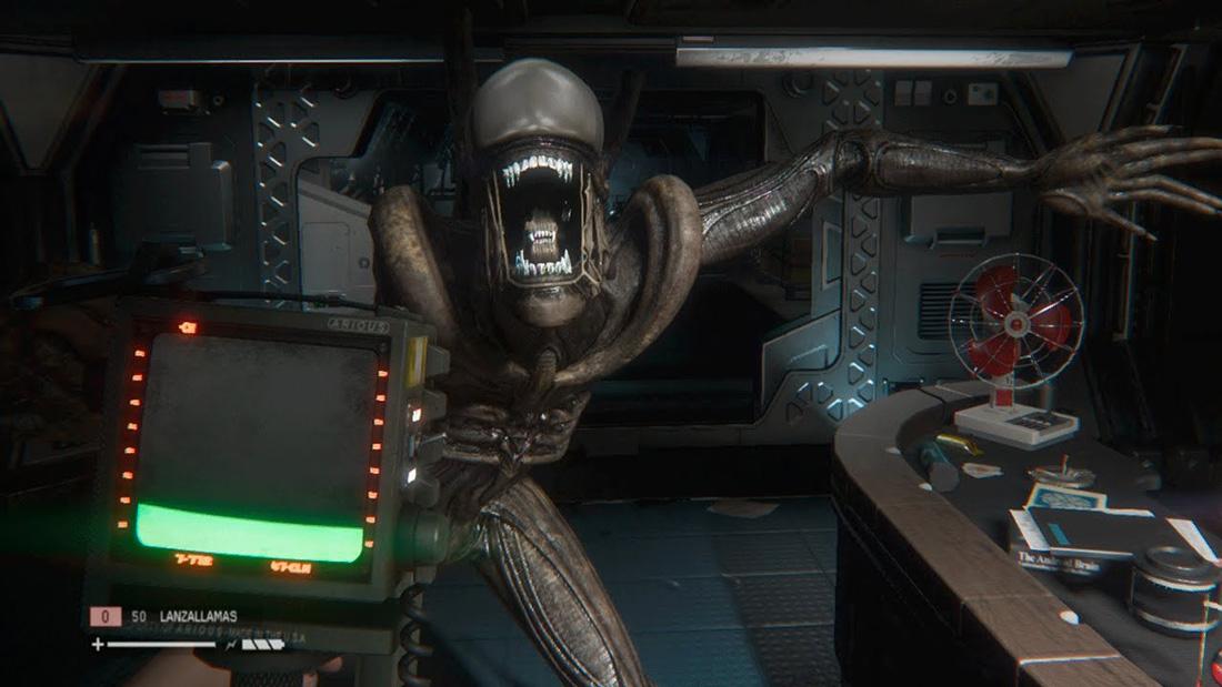 تصویر نقد و بررسی بازی ALIEN ISOLATION برای Xbox One 02