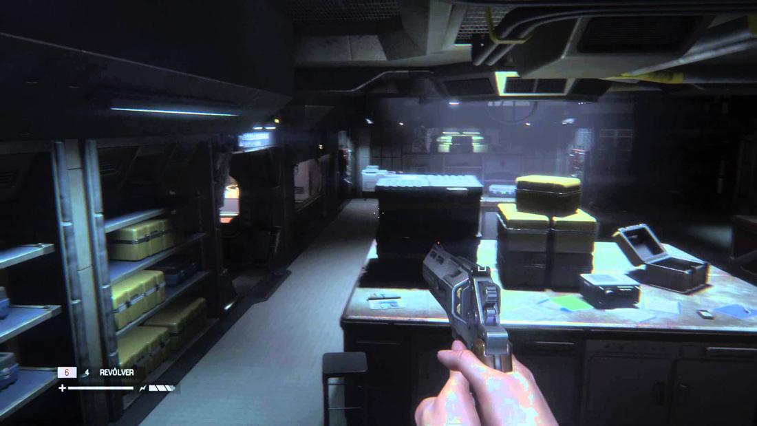 تصویر نقد و بررسی بازی ALIEN ISOLATION برای Xbox One 03