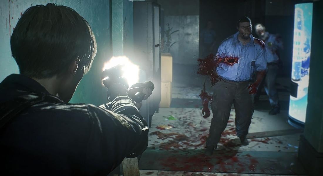 تصویر Resident Evil 2 Remake Ps4 3