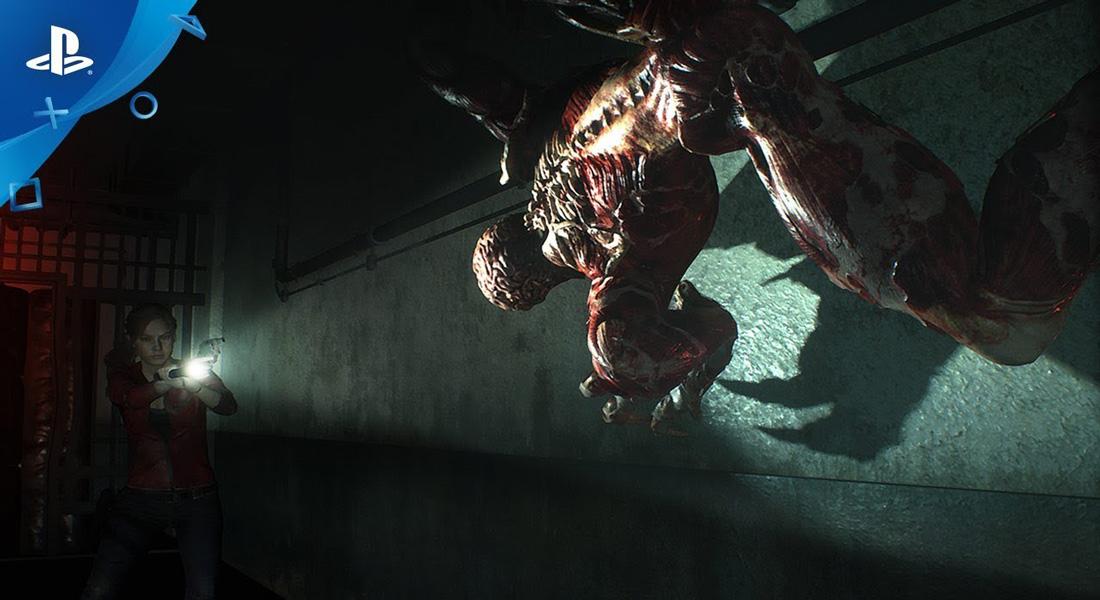 تصویر Resident Evil 2 Remake Ps4 4