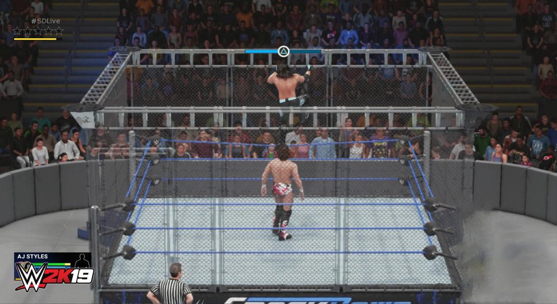 تصویر WWE 2K19 Ps4 4