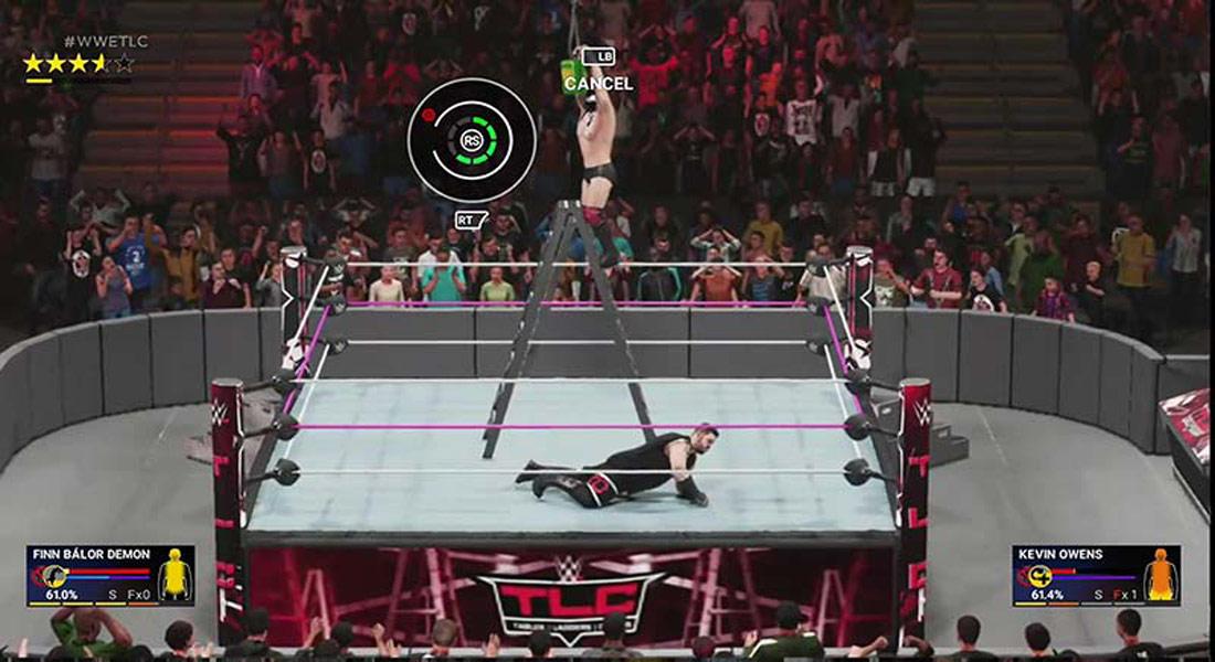 تصویر WWE 2K19 Ps4 5