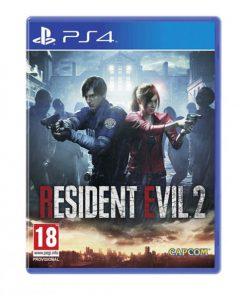 خرید بازی Resident Evil 2 Remake Ps4