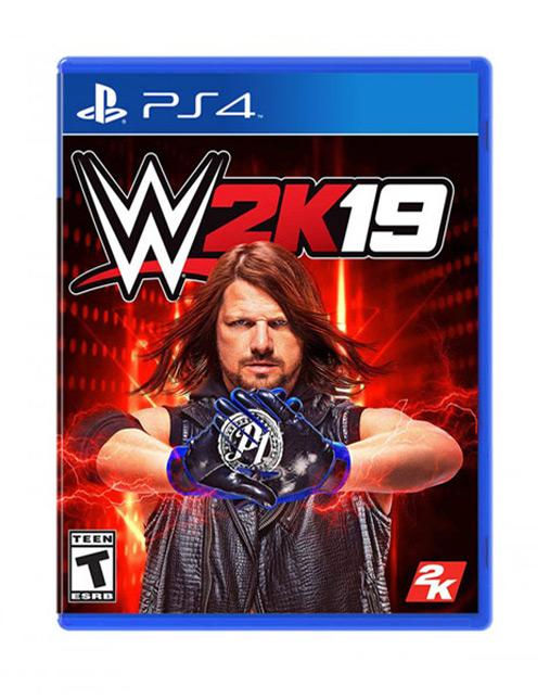 خرید بازی WWE 2K19 Ps4