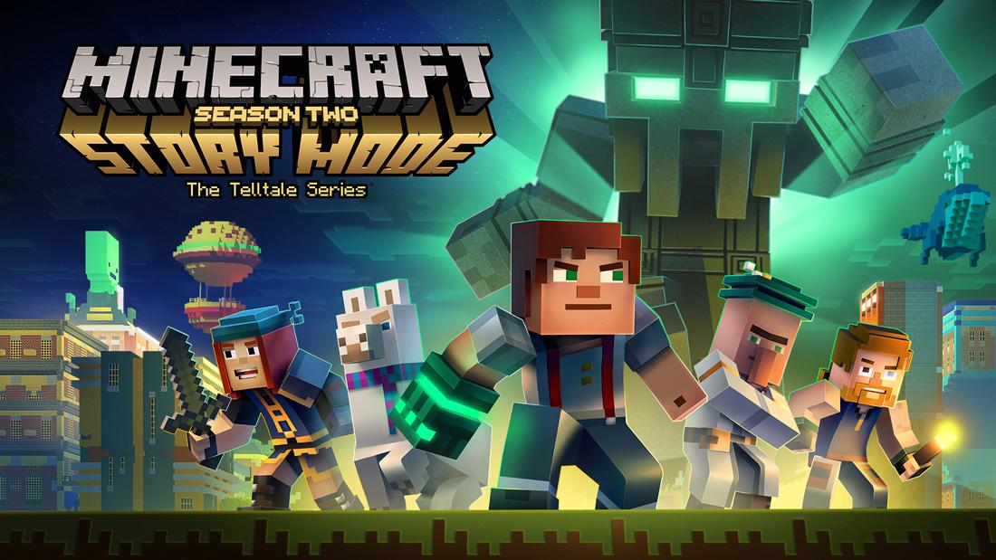 تصویر نقد و بررسی بازی Minecraft: Story Mode – A Telltale Game Series برای Xbox One 01