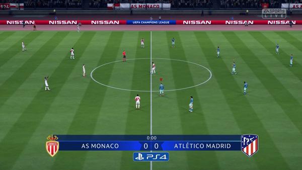تصویری از بازی Fifa 19 در Ps4