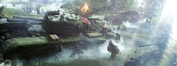 تصویری از بازی Battlefield V در Ps4