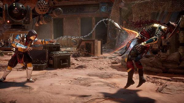 تصویری از بازی Mortal Kombat 11 در پلی استیشن 4