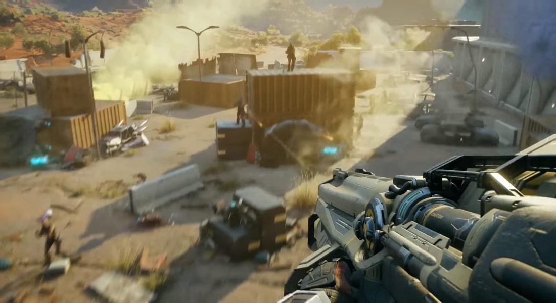 تصویری از بازی Rage 2 در Ps4 5