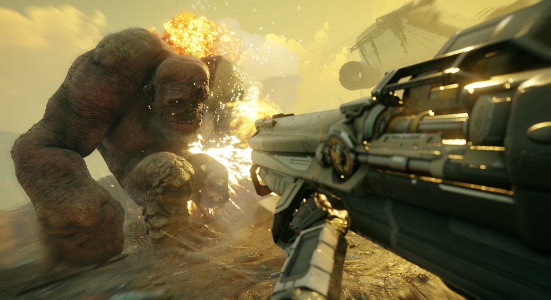 تصویری از بازی Rage 2 در Ps4 6