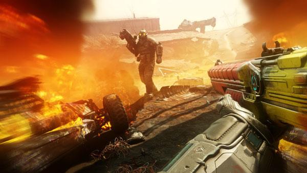 تصویری از بازی Rage 2 مخصوص Ps4