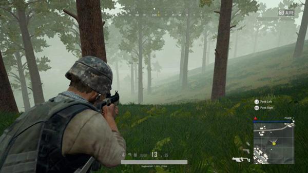 تصویری از بازی Pubg در Ps4