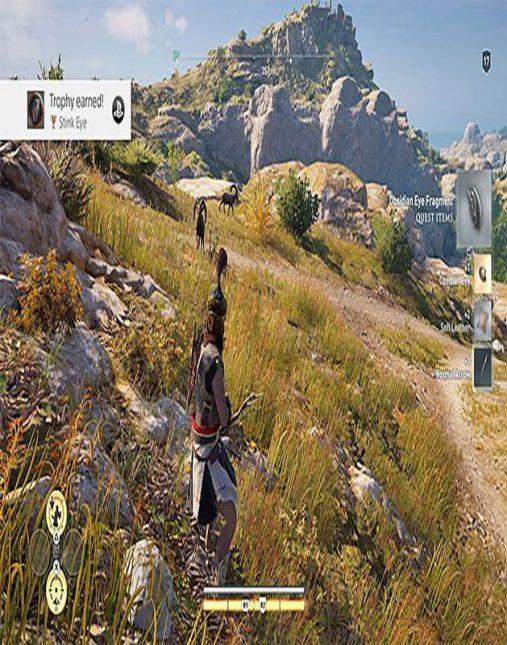 تصویر بازی Assassin's Creed Odyssey برای ps4 1