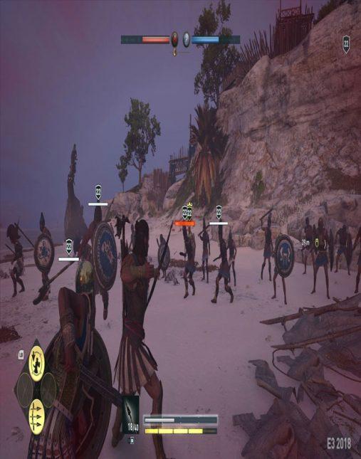 تصویر بازی Assassin's Creed Odyssey برای ps4 2