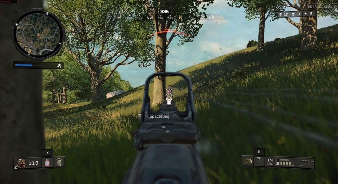 تصویر بازی Call Of Duty Black Ops 4 Ps4 5