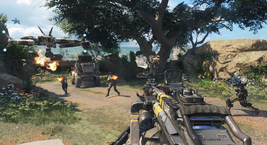 تصویر بازی Call Of Duty Black Ops 4 Ps4 6