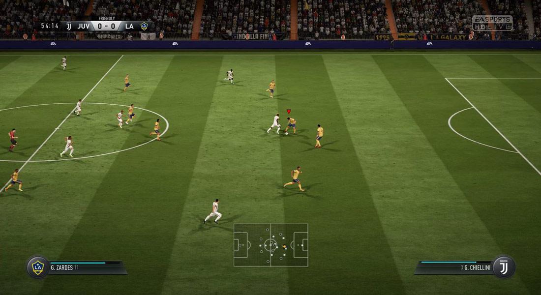 تصویر بازی Fifa 19 Ps4 5