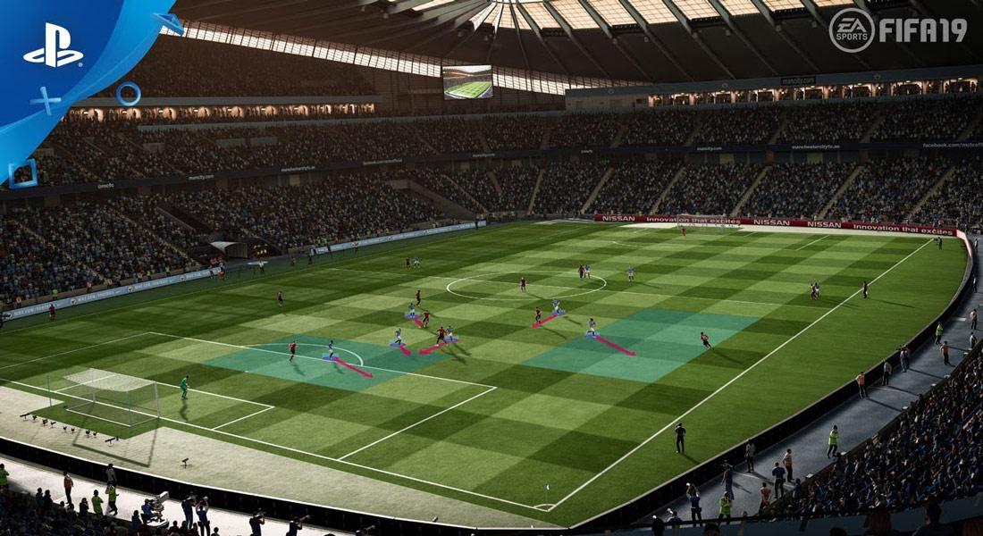 تصویر بازی Fifa 19 Ps4 6