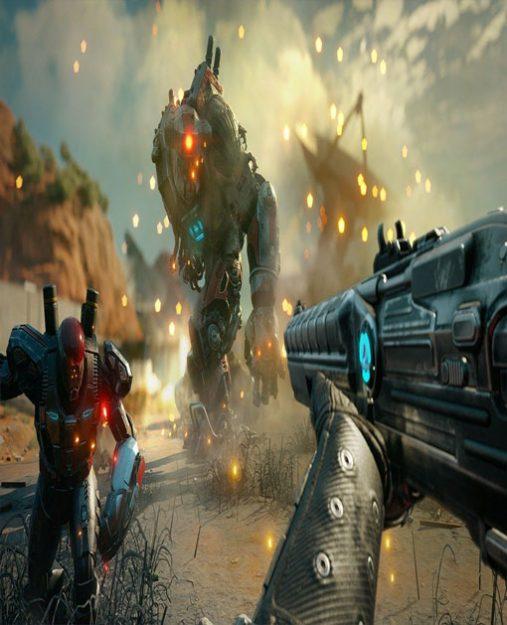تصویر بازی Rage 2 در Xbox One 3