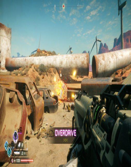 تصویر بازی rage 2 در ps4 3