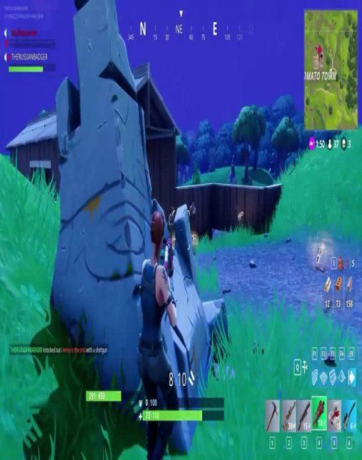 تصویر مربوط به بازی Fortnite