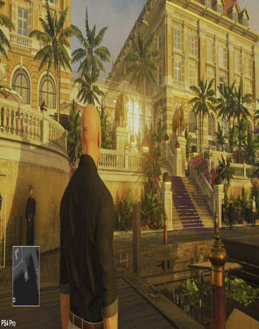 تصویر مربوط به بازی Hitman 3