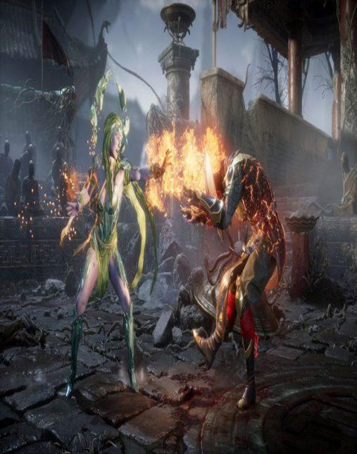تصویر مربوط به بازی Mortal Kombat 11 2