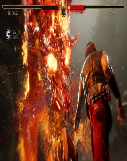 تصویر مربوط به بازی Mortal Kombat 11 3