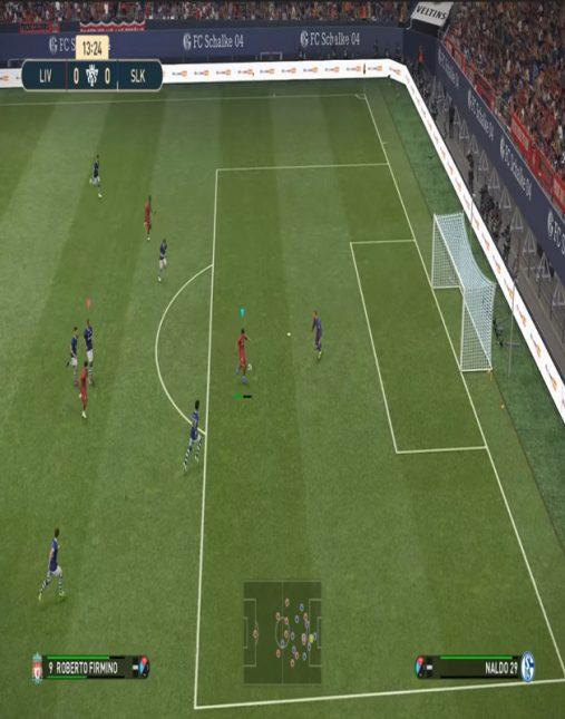 تصویر مربوط به بازی PES19