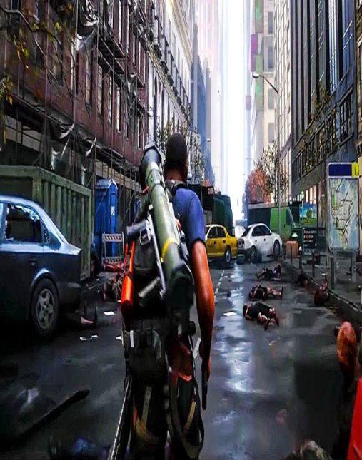 تصویر مربوط به بازی World War Z برای ps4 1