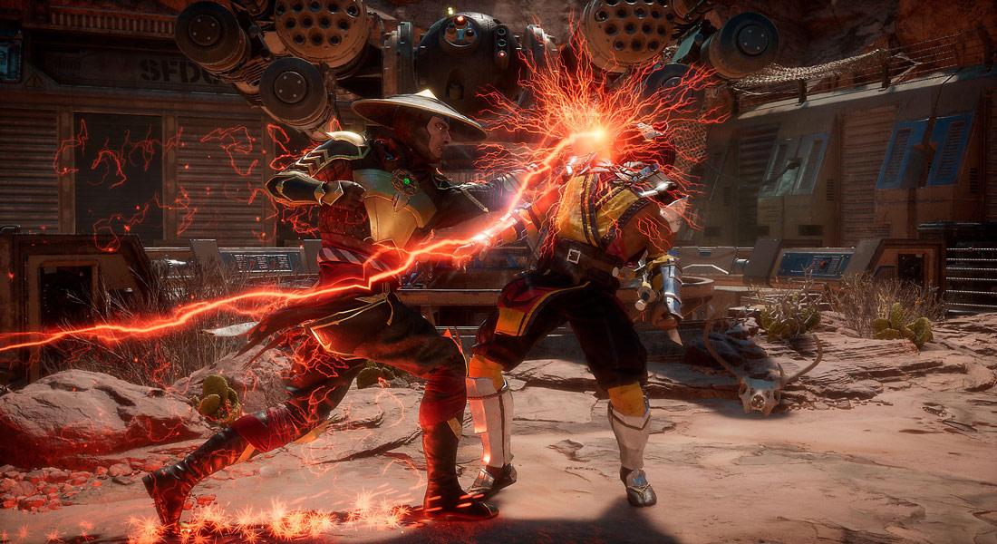 تصویر Mortal Kombat 11 Ps4 2