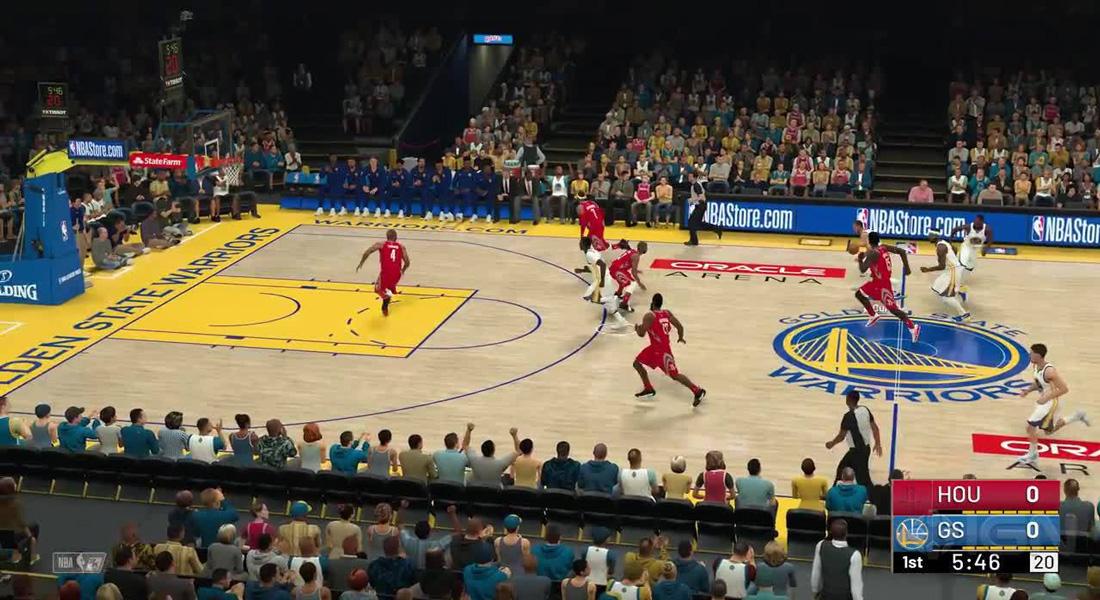 تصویر NBA 2K19 Ps4 6