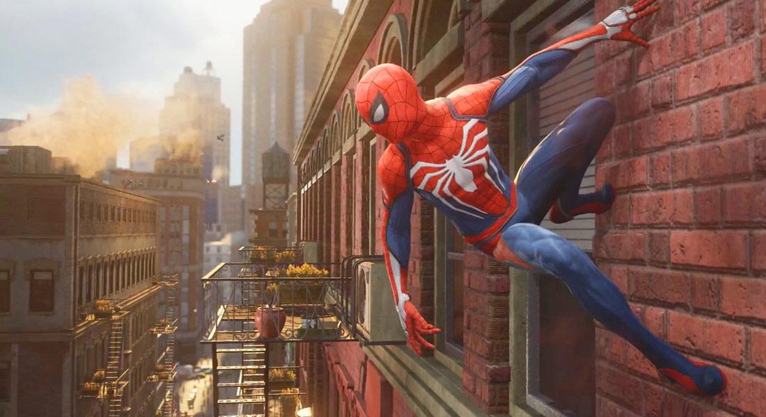 تصویر Spider man Ps4 6