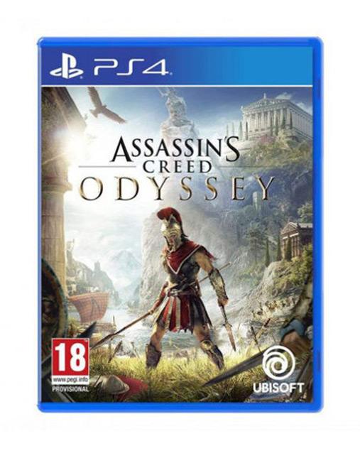 خرید بازی Assassins Creed Odyssey Ps4