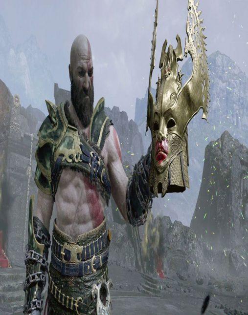 تصویر بازی God of war برای PS4