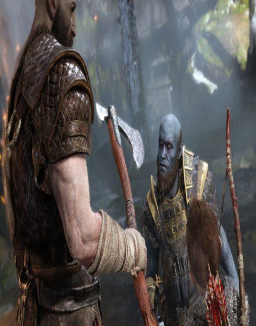 تصویر بازی God of war برای PS4 2