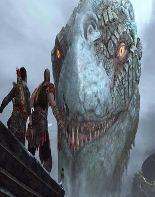تصویر بازی God of war برای PS4 3