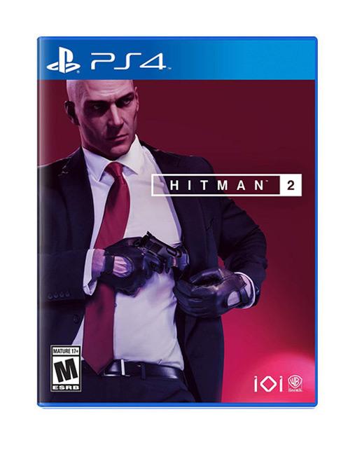 خرید بازی Hitman 2 برای Ps4