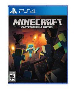 خرید بازی Minecraft Ps4