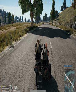 تصویر بازی PUBG برای PS4