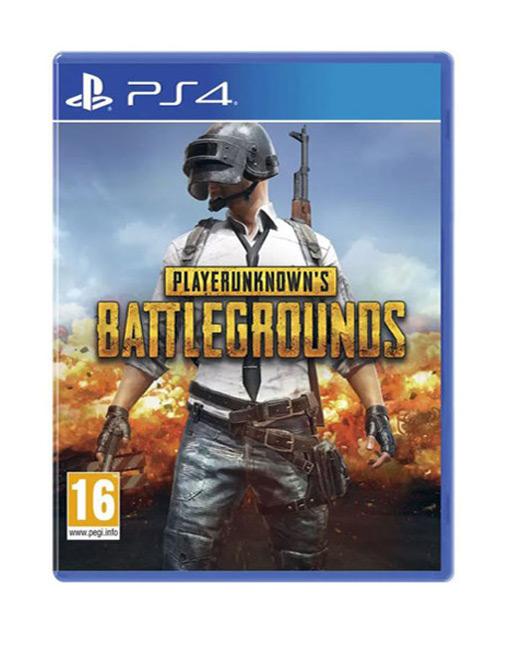 خرید بازی pubg Ps4