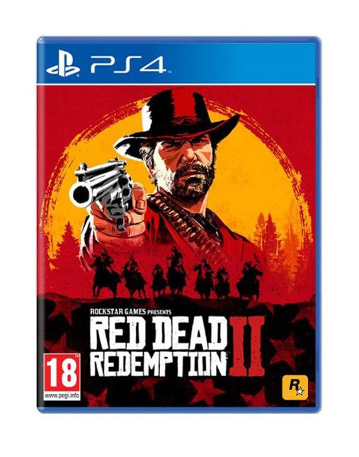 خرید بازی Red Dead Redemption 2 برای PS4