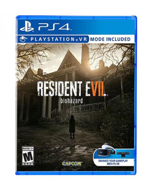 خرید بازی Evil 7 Biohazard برای PS4
