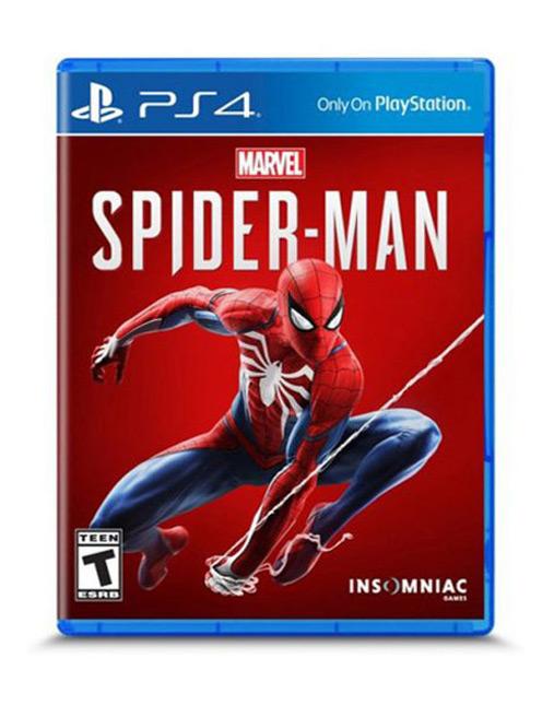خرید بازی Spider Man Ps4
