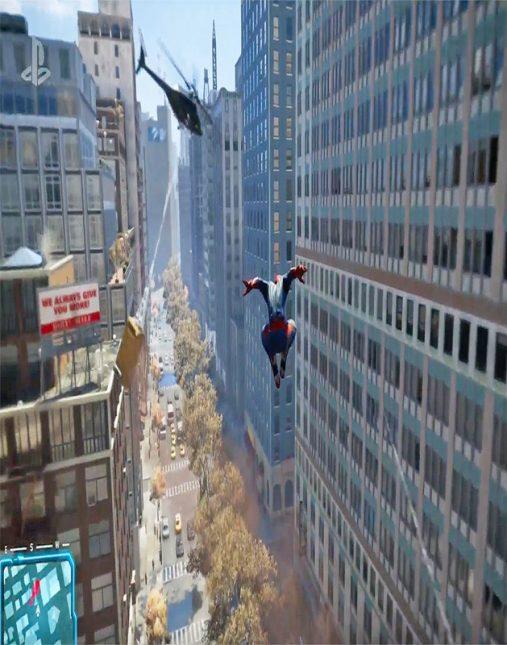 تصویر بازی Spider man برای PS4 2