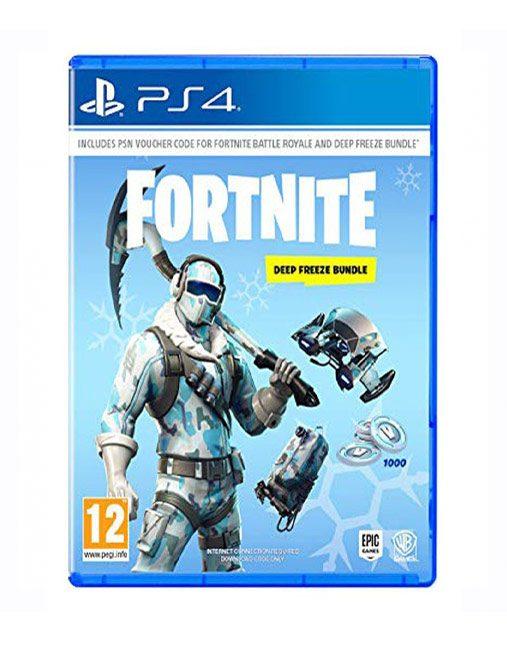 خرید Fortnite Deep Freeze Bundle Ps4