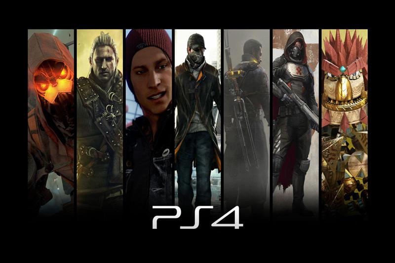 معرفی بازی های برتر PS4