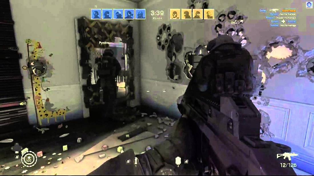 تصاویری از گیم پلی بازی Tom Clancy's Rainbow Six:Siege برای Xbox One 07