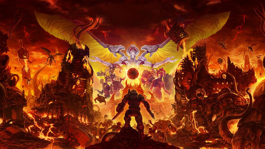 نقد و بررسی بازی Doom برای Xbox One 02