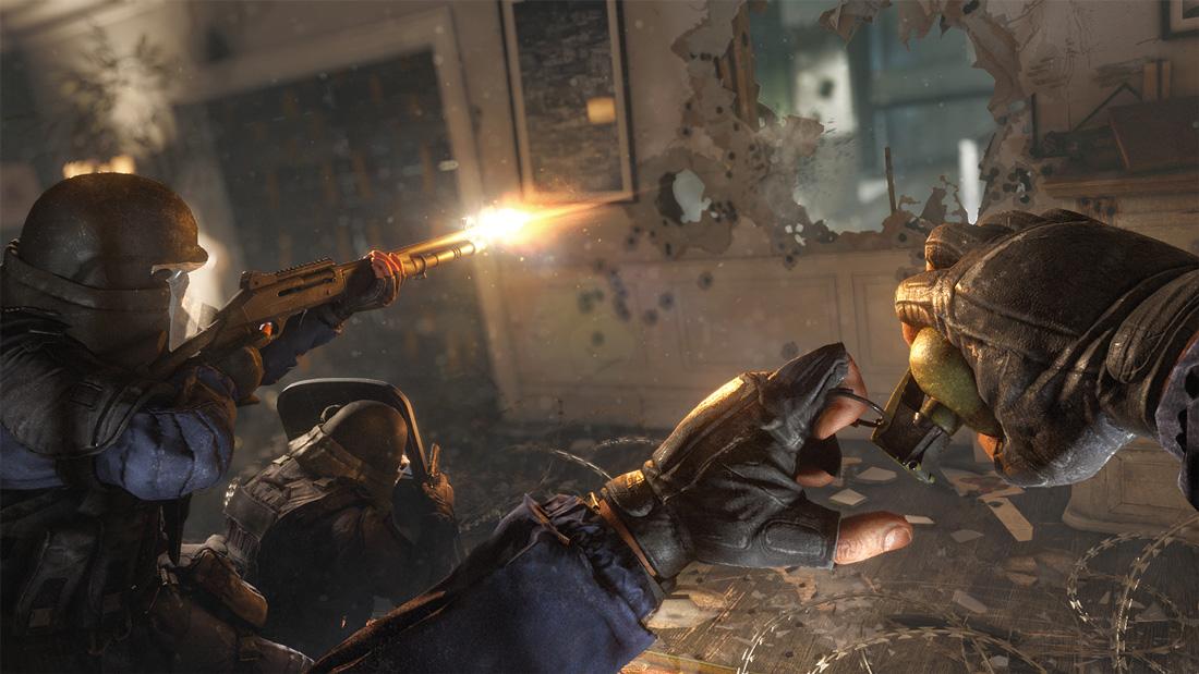 تصویر نقد و بررسی بازی Tom Clancy's Rainbow Six:Siege برای Xbox One 03